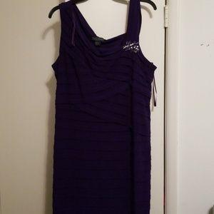 Women's Purple Dress for